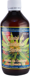 Aceite de Cañamo (cannabis sativa) Hemp Oil 250ml