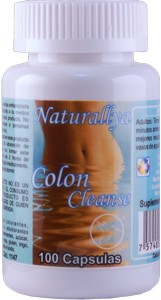 Colon Cleanse 100 Capsulas