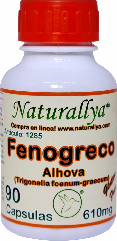 Fenogreco - Alhova [1285] - $176.00 MXN : Naturallya