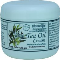 Tree Tea Oil Cream - Crema de Aceite del Arbol de Te