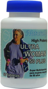 Ultra Woman +50 Plus